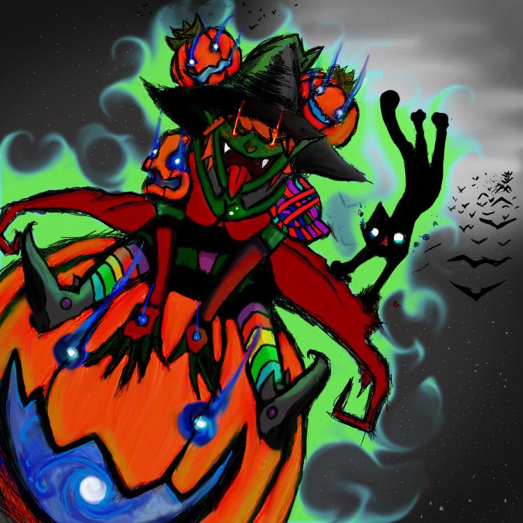 Halloween  is coming! by Meta-josh