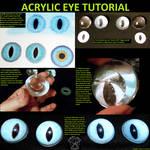fursuit acrylic eye tutorial