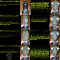 Sculpt tutorial for cast bases