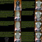 Sculpt tutorial for cast bases by fenrirschild