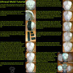 Ultracal  mother mold tutorial