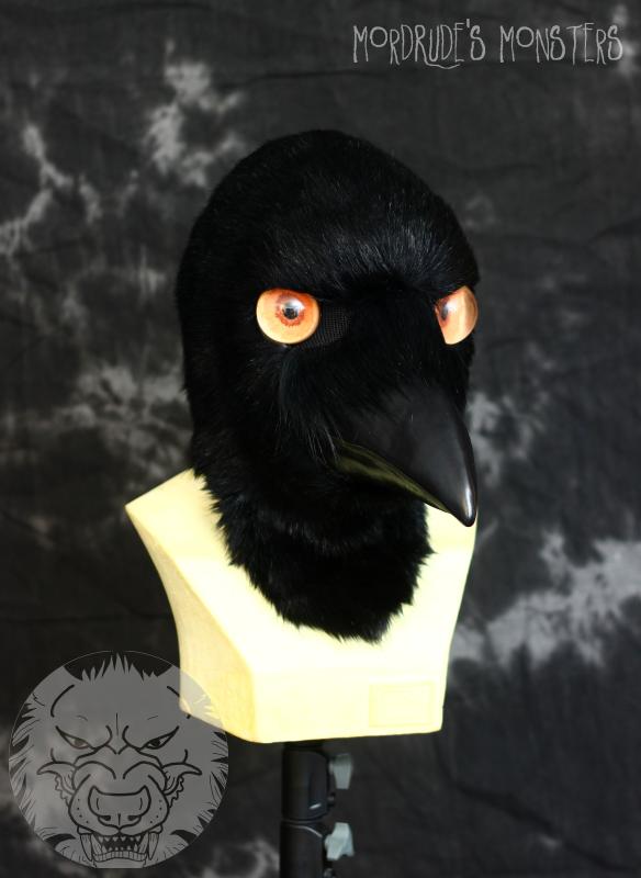Divot crow 3-4 by fenrirschild