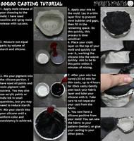 Oogoo casting tutorial by fenrirschild