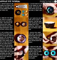 Updated Acrylic Eye Tutorial by fenrirschild