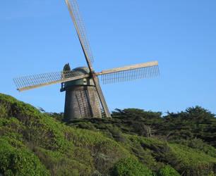 Windmill by Vinator