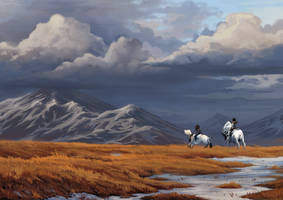 Collab: Big Sky by sealle