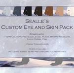Sealle's Tokota Design: Normal Eye/Skin Pack