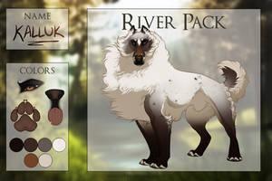 Kalluk | Omega | River Pack by sealle