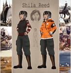 Shila Reed