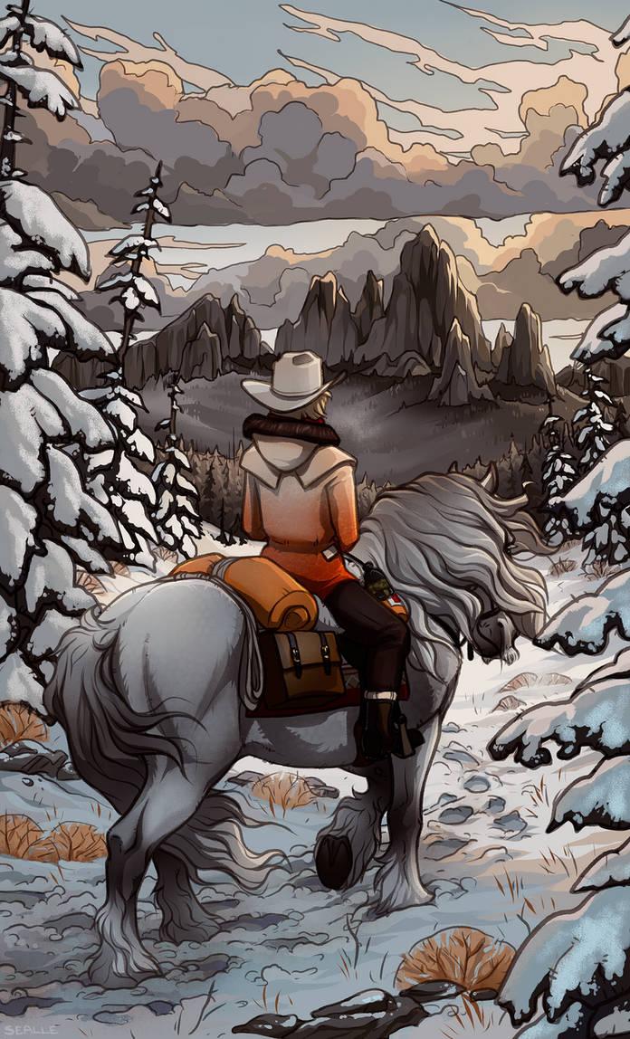 TWD: Black Hills by sealle