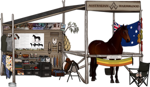 AusWBA: Event Booth