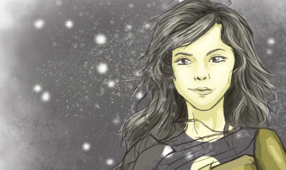 She is Jhandra by Oklap
