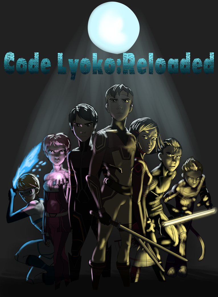 Code Lyoko: Reloaded Cover by Lyokion