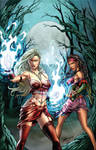 My 1st cover for Zenescope