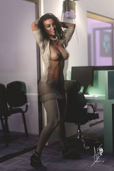 Sharon T - Innocent Officewear 2 by Candy-L-Lan