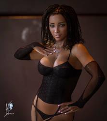 Sharon T - Lingerie Flirt
