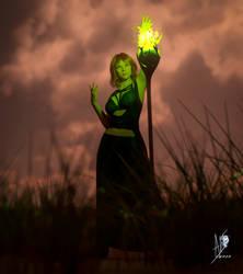 Daia G - Witch-Wizard
