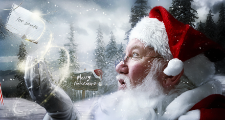For santa by CrisestepArt