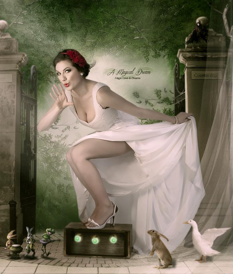 A Magical Dream by CrisestepArt