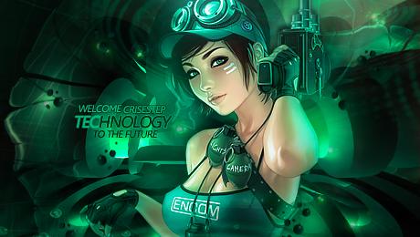 Technology by CrisestepArt