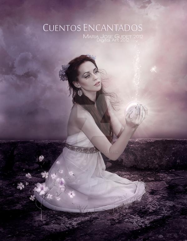 Cuentos encantados by CrisestepArt