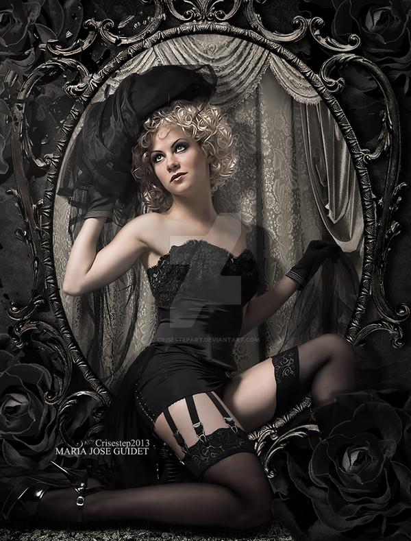 Marylin Dark by CrisestepArt