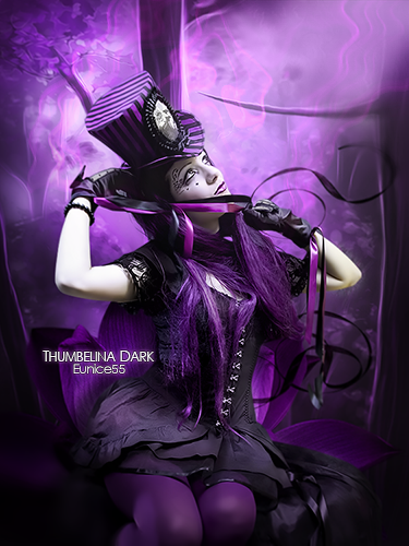Thumbelina Dark by CrisestepArt
