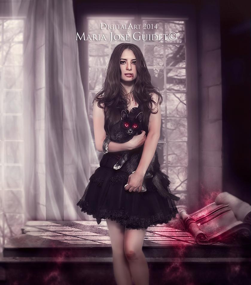 Vampires by CrisestepArt