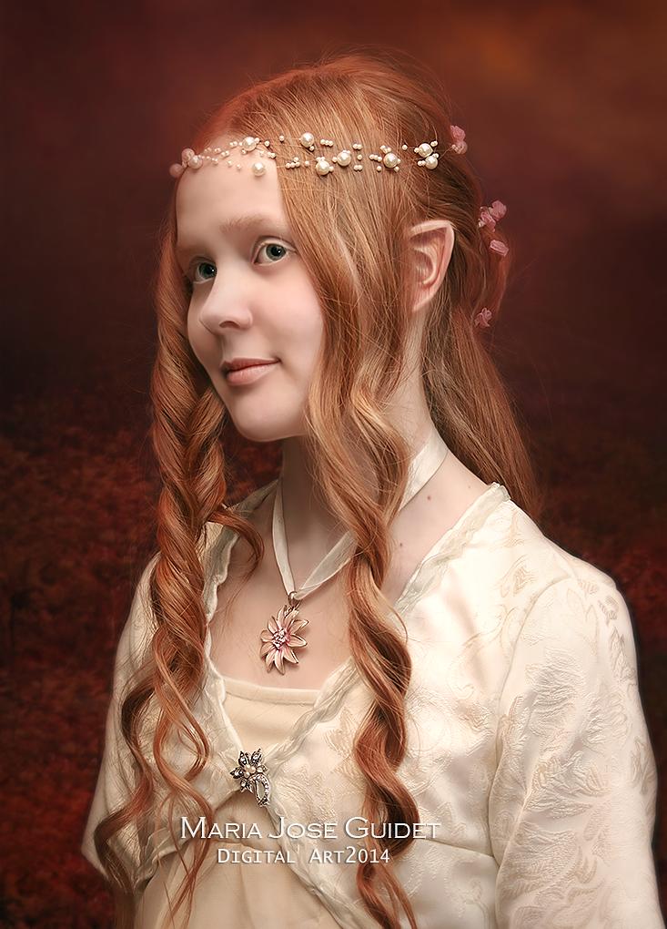 My little Fairy by CrisestepArt