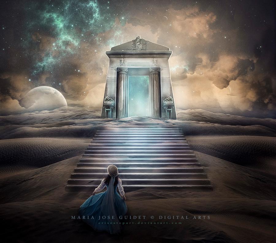 Dreamscape by CrisestepArt