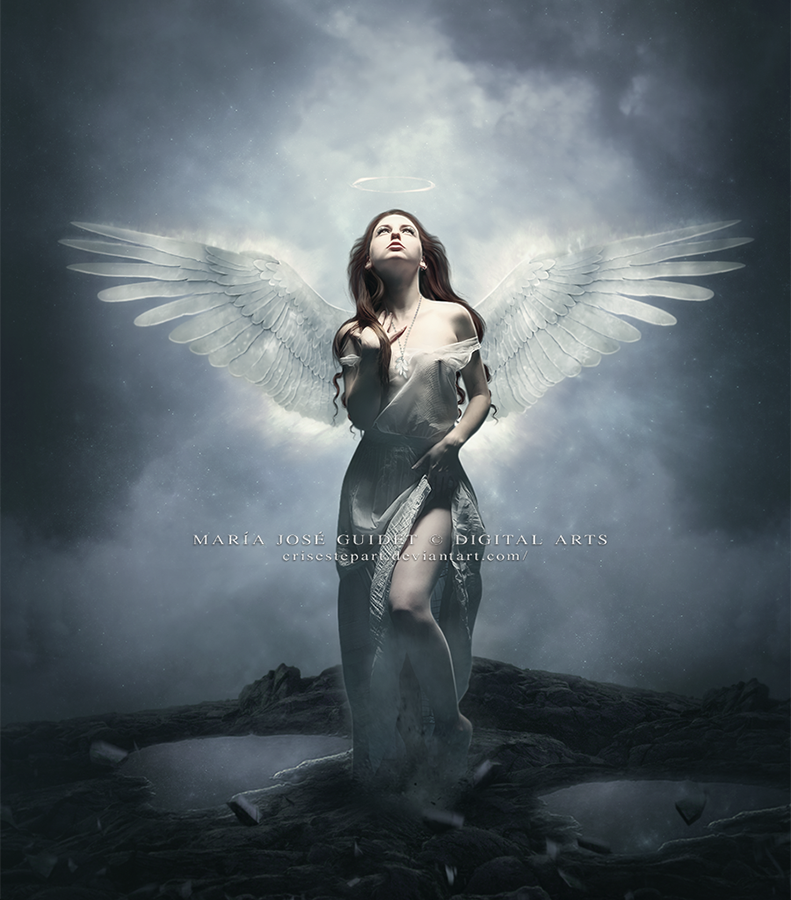 Freyja (Mythology) by CrisestepArt