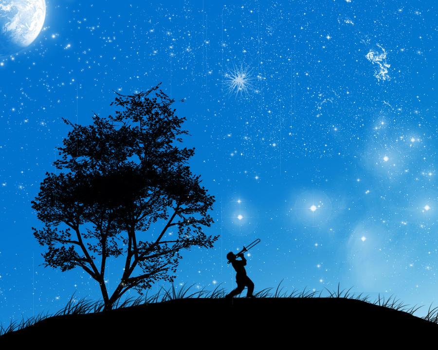 Fantasy Night by Vreckovka