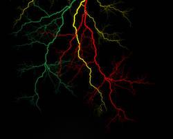 Rasta Storm by Vreckovka
