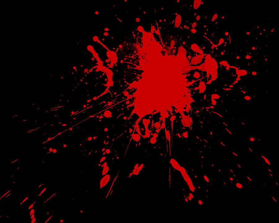 Blood Splash by Vreckovka