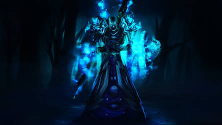 WoW, Frost Undead Mage