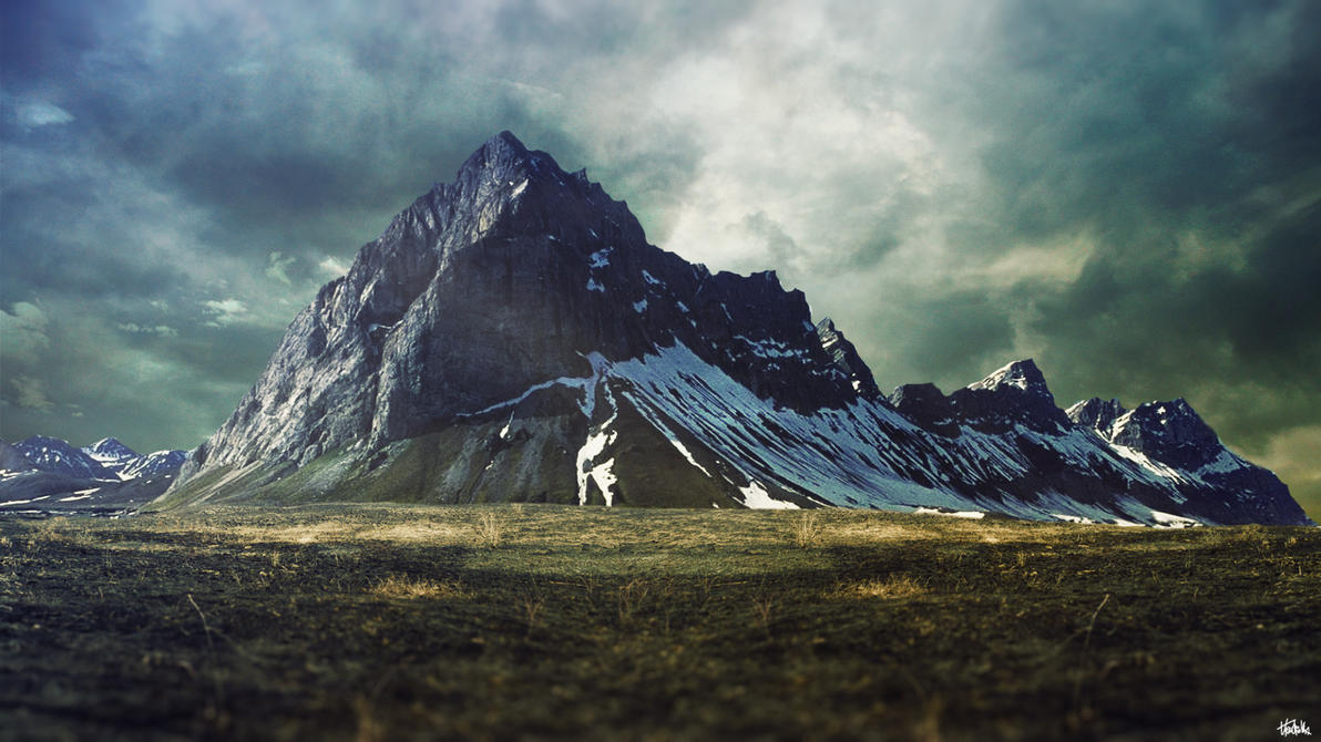 Mountain by Vreckovka