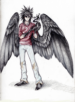 Wings by FeralFacade