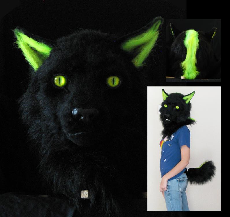Glow Panthera SOLD by Eddie-Ka