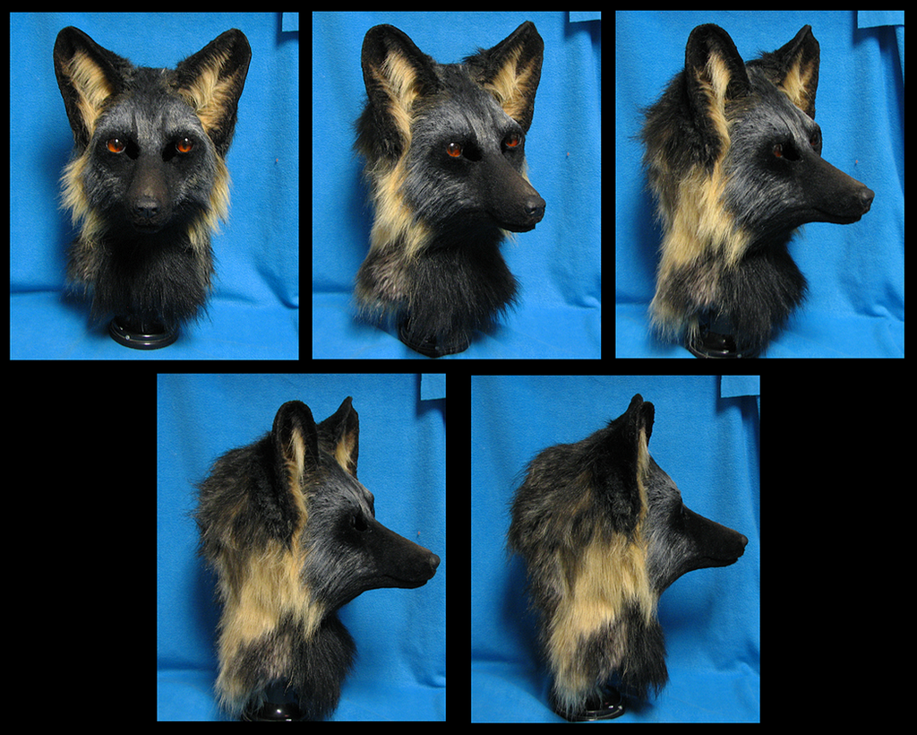 Realistic Cross Fox FOR SALE by Eddie-Ka