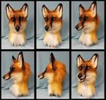 Fox head AUCTION