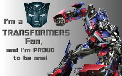 Transformers Fan by Xagnel95