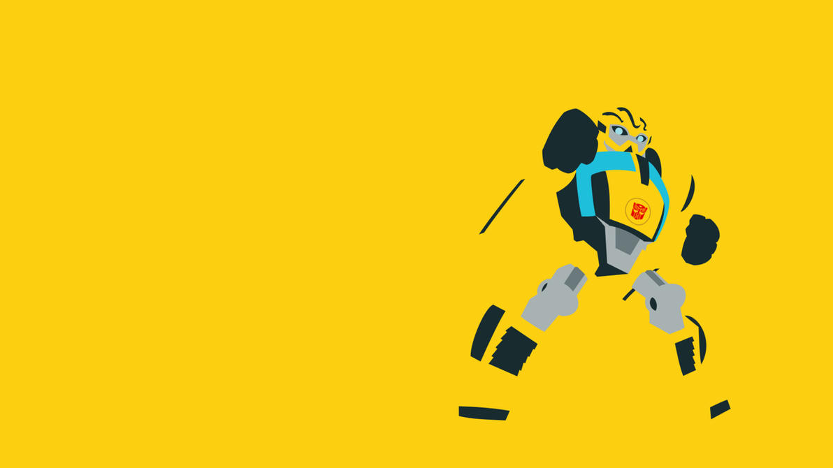 Transformers Rescue Bots   Bumblebee Minimalist By Xagnel95 ...
