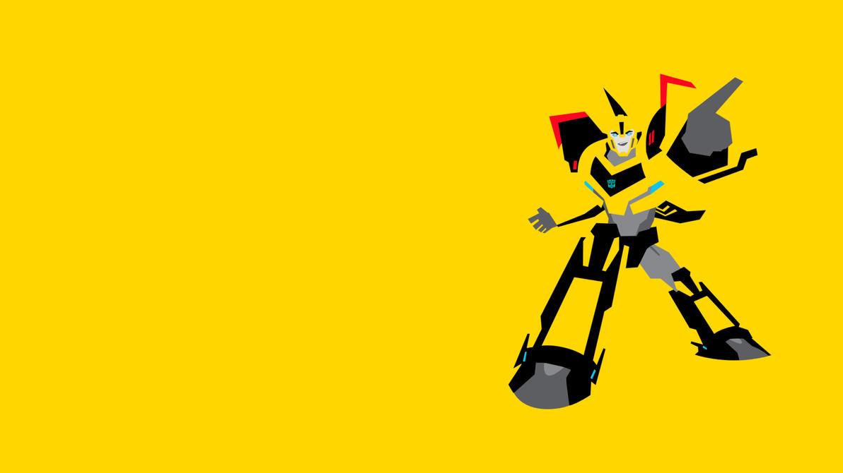 Transformers RID 2015 - Bumblebee Minimalist by Xagnel95 ...