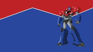 Transformers RID 2015 - Optimus Prime Minimalist by Xagnel95