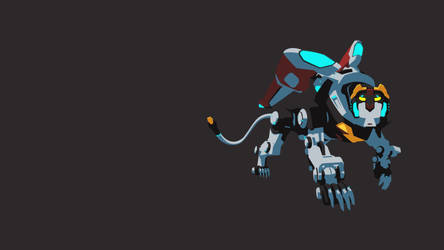 Voltron LD 2016 - Black Lion Minimalist