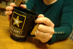 Army Strong Coffee
