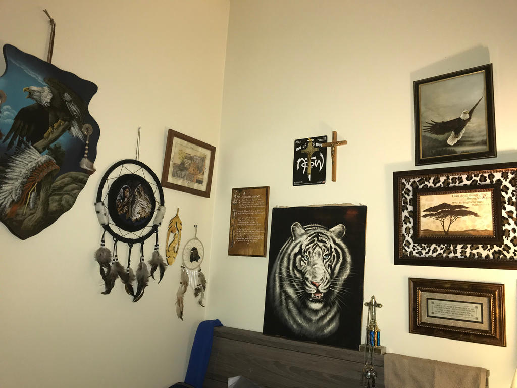 Native American Wall Decor By