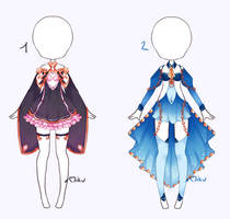 {Closed}Auction Outfit 319 - 320 by xMikuChuu