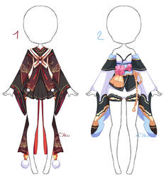 {Closed} Auction Outfit 386 - 387 by xMikuChuu