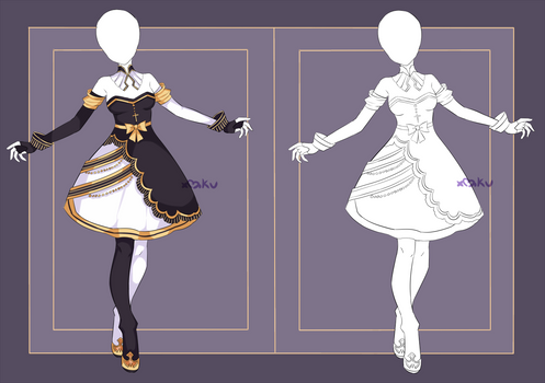 {Open} P2U Outfits 29